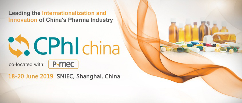 Meet us in CPhI China 2019 !